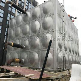 上海不锈钢水箱 精一泓扬加工销售消防水箱 保温水箱