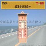 泰鼎恒业玻璃仪器最高最低温度计