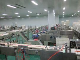 HDJB全自动面条多捆扎立体袋包装生产线