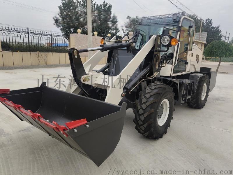 矮體裝載機剷車A農用矮體裝載機剷車廠家直銷