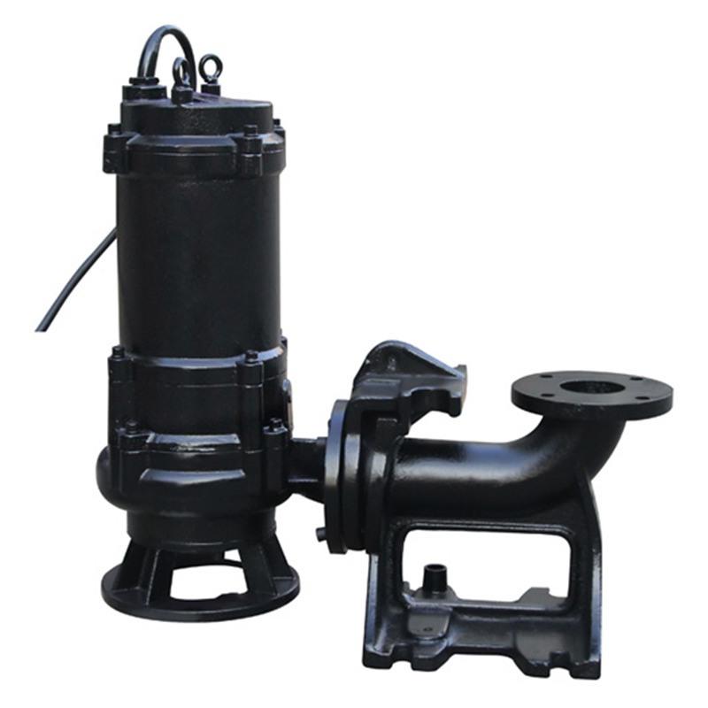 JYWQ、JYQW系列自动搅匀潜水排污泵