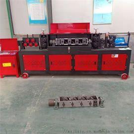 数控液压钢筋调直机型号 全自动钢筋截断机厂家