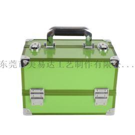 工厂定制铝合金化妆箱手提化妆盒