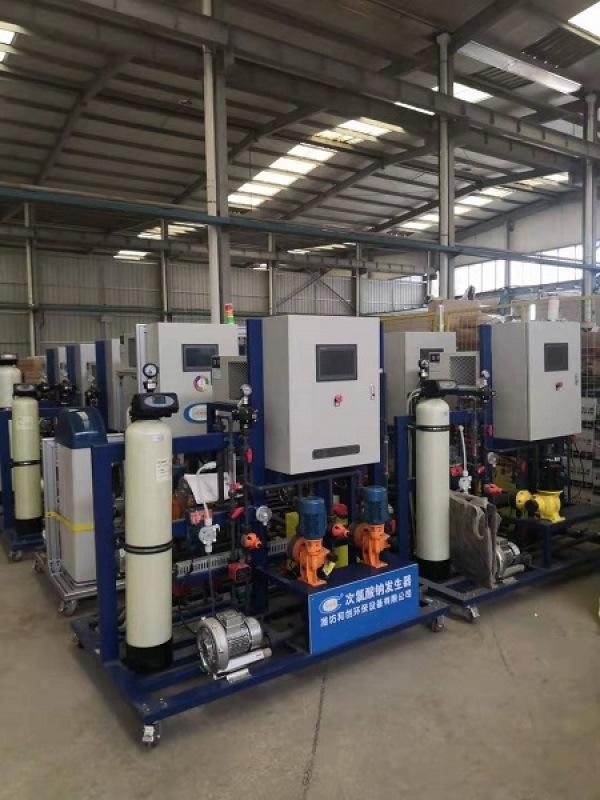 贵州农村饮水消毒设备/次氯酸钠发生器批量供货