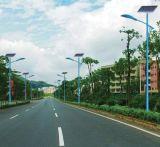 开元牌供应湖南永州市东安县8米60瓦太阳能路灯