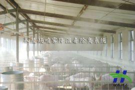 昆明养殖场喷雾降温消毒  除臭,喷雾降温设备公司
