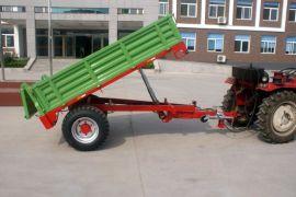 农业拖车 拖拉机牵引拖车粮食运输车
