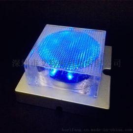 免电费 免布线 冰晶体太阳能外墙灯 点光源