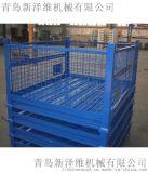 週轉箱 倉儲用重型網箱 青島新澤維可摺疊網箱