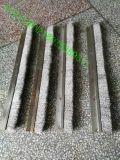钢丝条刷厂家 钢丝板刷 铝合金尼龙条刷
