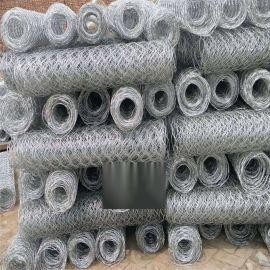 石笼网护坡,广西石笼网,拧花石笼网