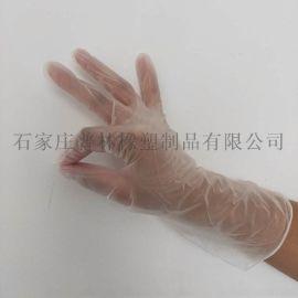 一次性pvc手套    耐酸碱  穿戴舒适