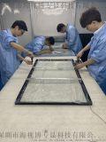 海视博21.5寸液晶壁挂广告机