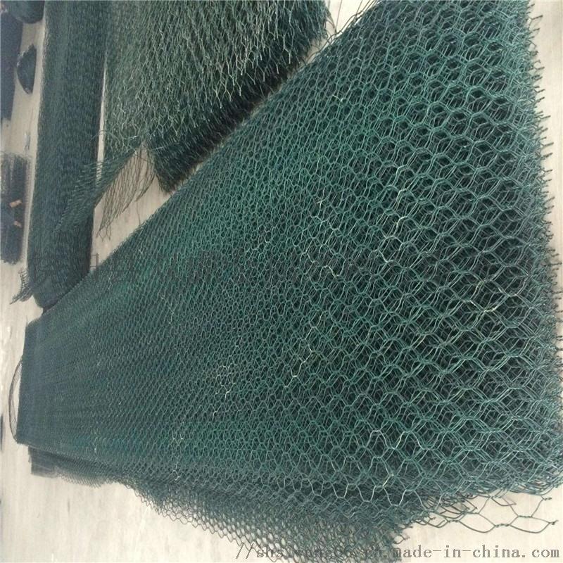 锌铝合金石笼网箱  高锌格宾网 护坡雷诺护垫