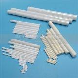 氧化铝氧化锆陶瓷棒料耐高温耐磨工业实心瓷棒加工定做99瓷陶瓷轴