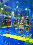 商圈里   的儿童室内水上乐园是    选择