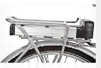 36v10Ah 电动自行车后衣架款三元/锰酸锂锂电池组