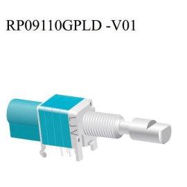 伸缩式电位器(RP09)