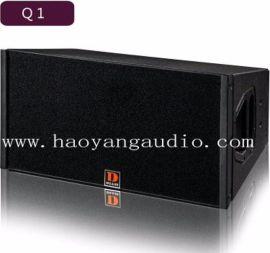 DIASE--Q1,双10寸线阵,音箱舞台系列音箱,专业音箱,线性系列音响