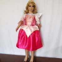 儿童表演装 - 睡美人公主礼服