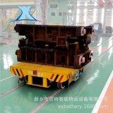 20T低压轨道电动平车搬运车重型搬运车电动牵引车钢结构轨道小车