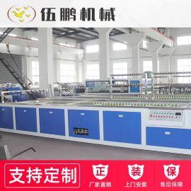 供应PVC塑料管材生产线 双螺杆塑料挤出机 PVC板材生产线