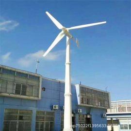低速并网永磁风力发电机定制加工定桨中小型风力发电机组