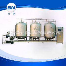 CIP立式卧式清洗系统 饮料灌装生产线厂家直销批发供应 质量保证