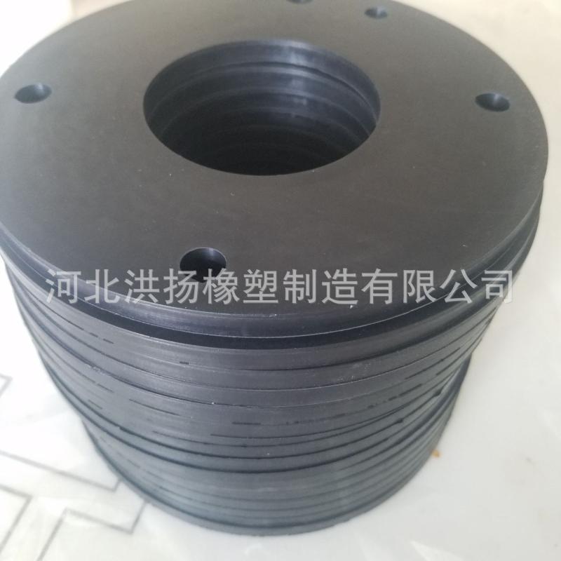 圓形耐磨橡膠墊片 耐油丁晴橡膠墊 耐高溫矽膠緩衝墊