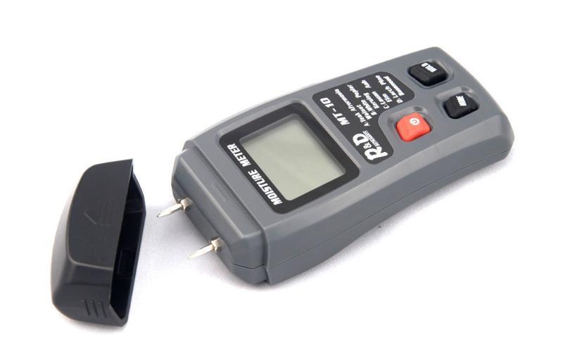 插针式木材水分测定仪,木材水份检测仪,木材含水率计EMT101