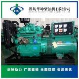 生产出口30kw-300kw柴油发电机组60Hz全铜无刷发电机保证质量