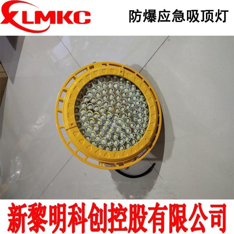 新黎明科創化工廠防爆應急吸頂燈BZD180-099