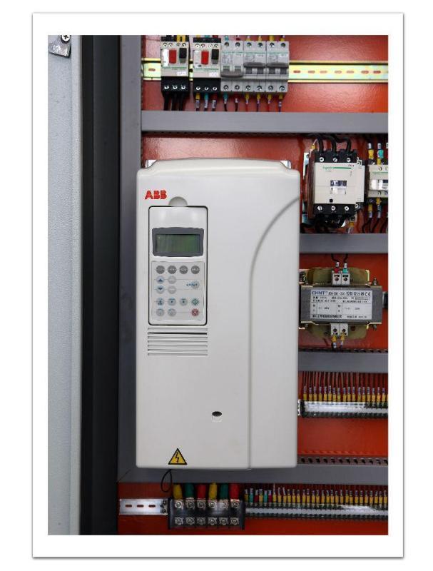 景津洗砂專用板框壓濾機電控櫃,配電箱