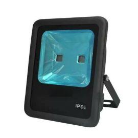 led投光燈外殼  廠房照明100W壓鑄投光燈