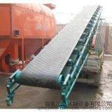 倉庫卸貨輸送機 防水防鏽的皮帶輸送機 水準皮帶輸送機