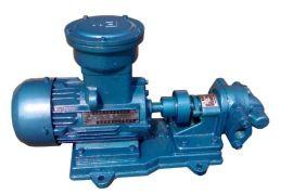 齿轮式输油泵厂家供应
