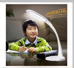 LED护眼办公台灯大功率台灯多功能调光调色温台灯厂家直销