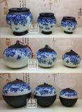 直銷陶瓷茶葉罐 蜂蜜罐批發 陶瓷罐子價格