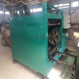 河南南阳滚动全自动切盖开缝压平成型切割机生产厂家