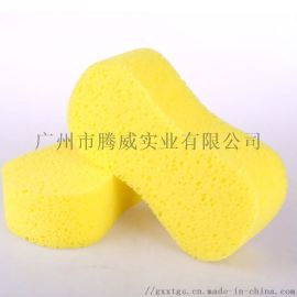大号八字洗车海绵高密度耐用家居汽车清洁用品海绵擦