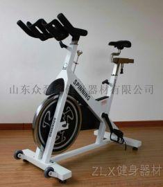 厂家直销链条传动星驰商用健身房动感单车