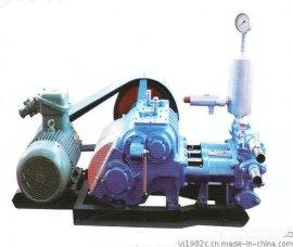 中拓BW250型三钢活塞变量泥浆泵用于输送清洗液注浆