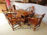 東陽全新實木紅木傢俱茶桌