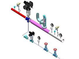 一体式减温减压装置