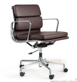 Eames办公椅,设计师真皮座椅,办公电脑椅定制价格