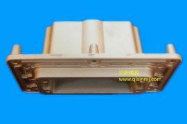 压铸模具制作 精密铝合金压铸件 电源盒
