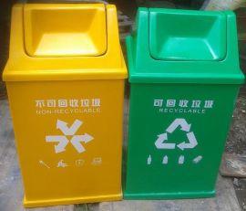 新型玻璃钢垃圾桶-深圳恒达生产批发