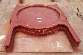 铸铁闸门 螺杆式启闭机闸门 镶铜铸铁圆闸门 厂价直销