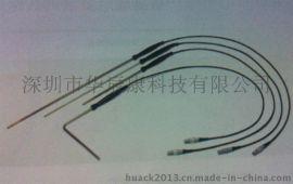 探针式温度传感器pt100 探头式热电阻 WZP-187热电偶 铂电阻
