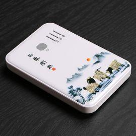 新款超薄移动电源5000毫安 小米三星手机充电宝 羊年企业广告商务礼品定制